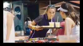 Mc Cafe'  (McDonalds)